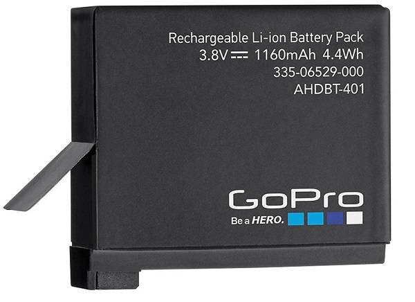 GoPro HERO4 Rechargeabe Battery