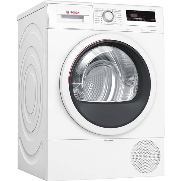 Sušička prádla Bosch WTR85V10BY bílá