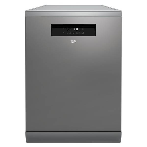 Umývačka riadu Beko DFN38530X nerez