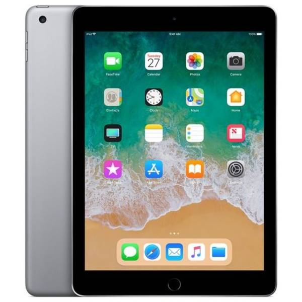 Dotykový tablet Apple iPad (2018) Wi-Fi 128 GB - Space Gray (MR7J2FD/A)