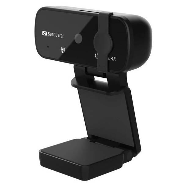 Webkamera Sandberg Webcam Pro+ 4K (133-98)