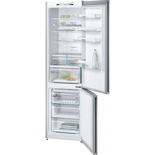 Chladnička s mrazničkou Bosch KGN39VL35 Inoxlook (poškozený obal 3000007787)