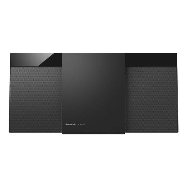 Mikrosystém Panasonic SC-HC300EG-K černý