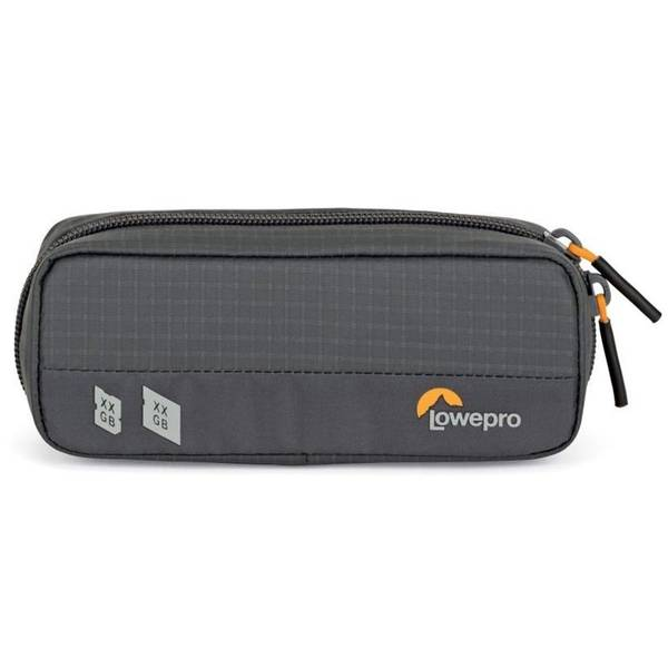 Pouzdro Lowepro GearUp Memory Wallet 20 (E61PLW37186) šedé