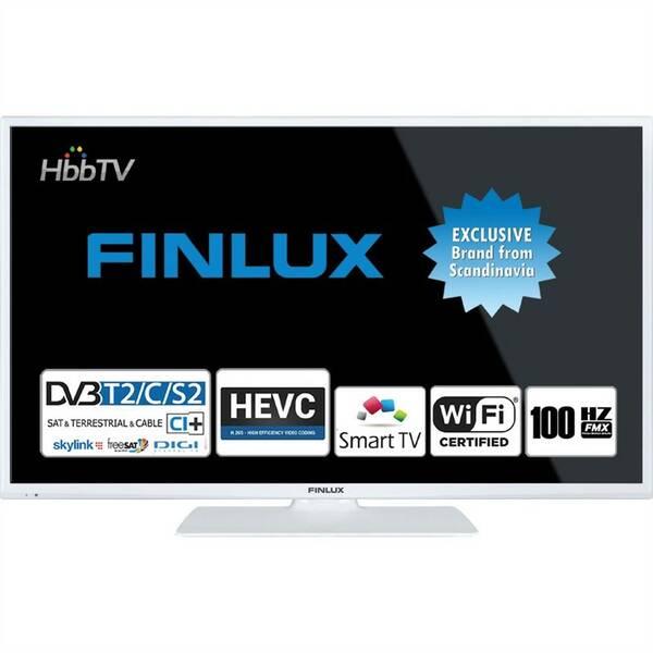 Televize Finlux 24FWD5660 bílá (vrácené zboží 8800740329)