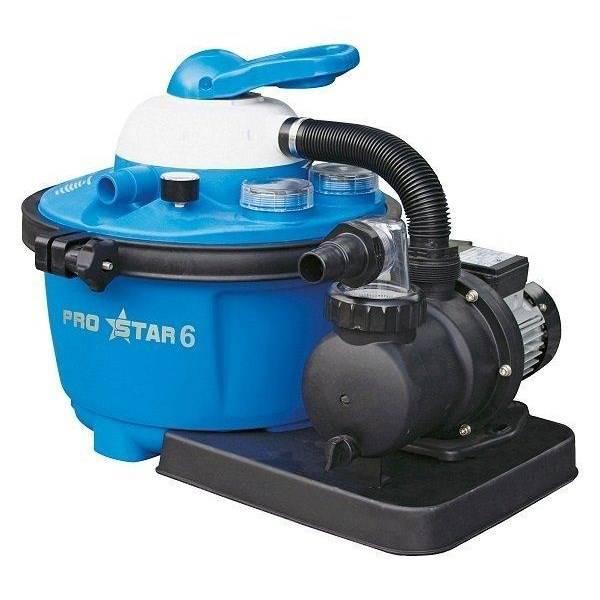Písková filtrace Marimex ProStar 6m3/h pro bazény do 30 m3, 10600015