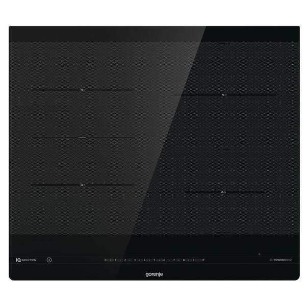 Indukční varná deska Gorenje Essential IS645BG černá (poškozený obal 8800378154)
