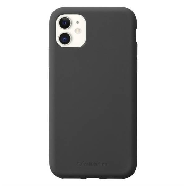 Kryt na mobil CellularLine SENSATION na Apple iPhone 11 (SENSATIONIPHXR2K) čierny