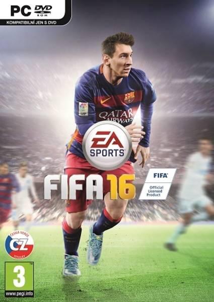 Hra EA PC FIFA 16 (EAPC01793)