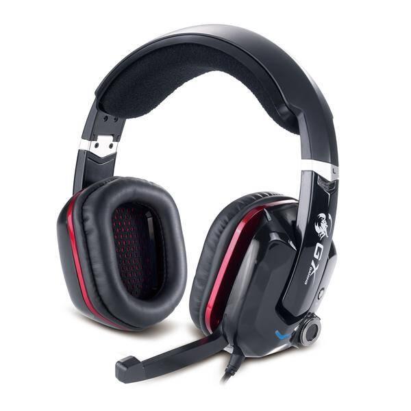 Headset Genius GX Gaming HS-G700V Cavimanus (31710043101) černý