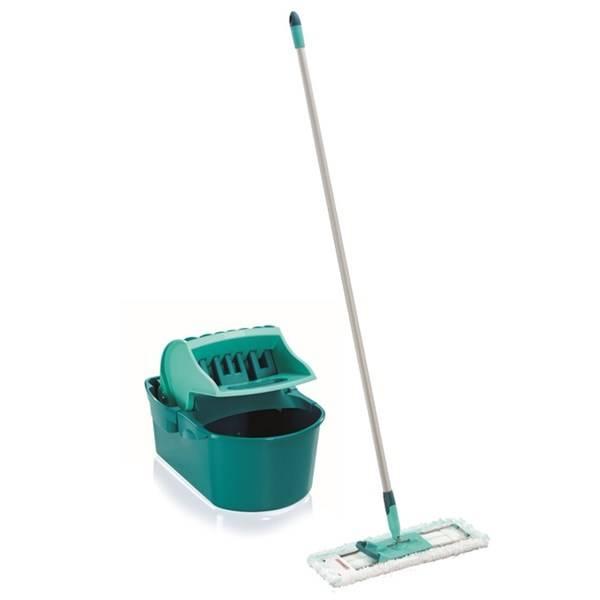 Mop sada Leifheit Profi set vědro + mop profi + čistič zdarma