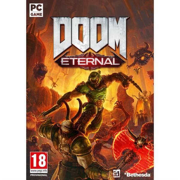 Hra Bethesda PC Doom Eternal (5055856422594)