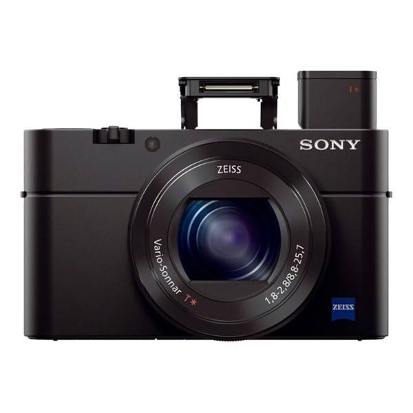 Digitálny fotoaparát Sony Cyber-shot DSC-RX100 III čierny