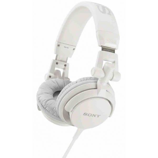 Slúchadlá Sony MDRV55W.AE (MDRV55W.AE) biela