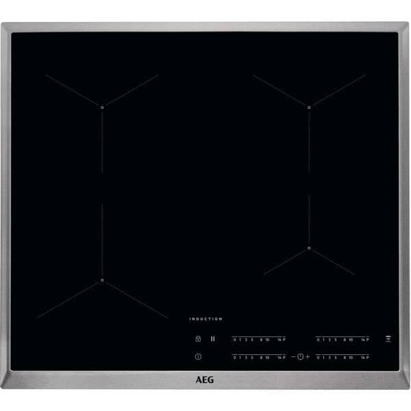 Indukční varná deska AEG Mastery IKB64431XB černá