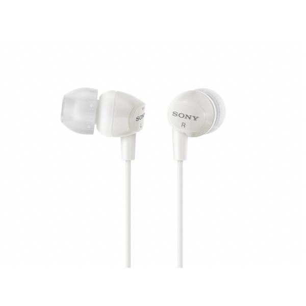 Sluchátka Sony MDR-EX10LP bílá