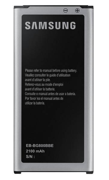 Baterie Samsung pro Galaxy S5 mini, Li-Ion 2100mAh (EB-BG800BB) - bulk (EB-BG800BBECWW-bulk)