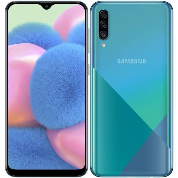 Mobilný telefón Samsung Galaxy A30s Dual SIM (SM-A307FZGVXEZ) zelený