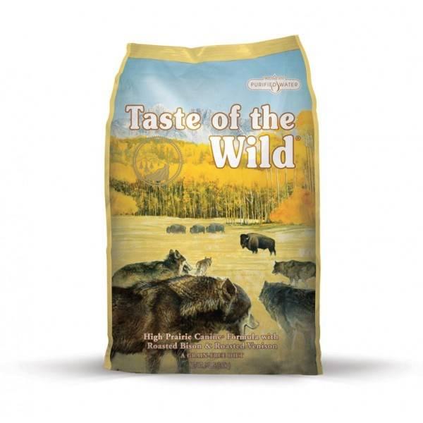 Granule Taste of the Wild High Prairie 12,2 kg