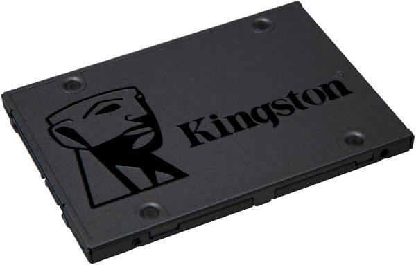 SSD Kingston A400 120GB (SA400S37/120G) šedý