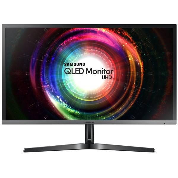 Monitor Samsung U28H750 (LU28H750UQUXEN) černý