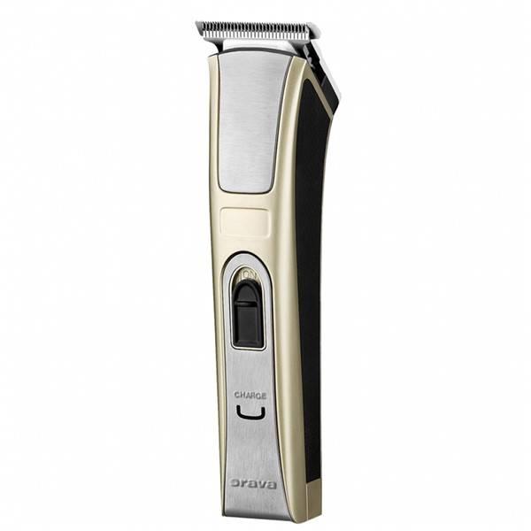 Zastřihovač vlasů Orava VS-412 šedý/zlatý (poškozený obal 8119015529)