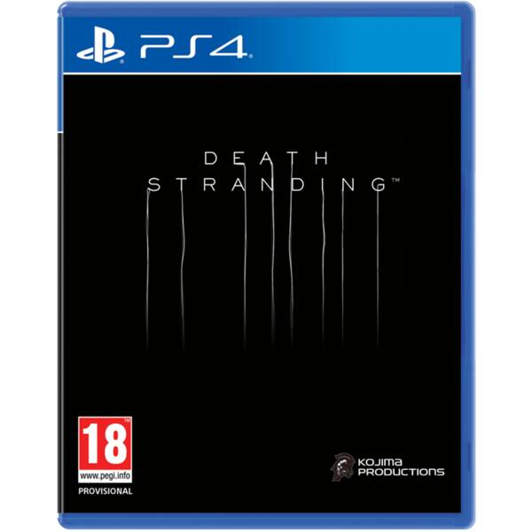 Hra Sony PlayStation 4 Death Stranding (SP4S1240)
