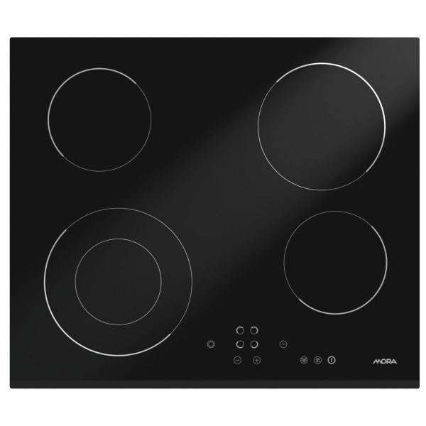 Sklokeramická varná deska Mora VDS 640 FF1 černá