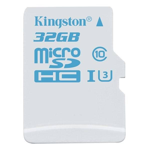 Pamäťová karta Kingston MicroSDHC 32GB UHS-I U3 (90R/45W) (SDCAC/32GBSP)