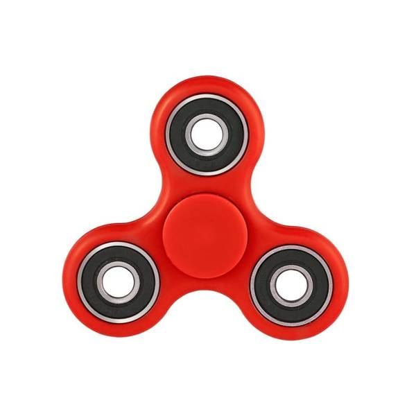 Fidget Spinner Technaxx TrendGeek Fidget (441019) červený