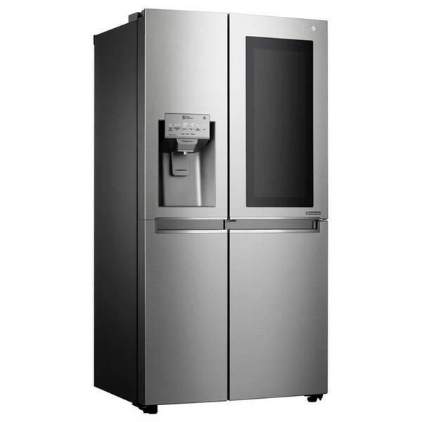 Americká chladnička LG GSX961NSAZ nerez