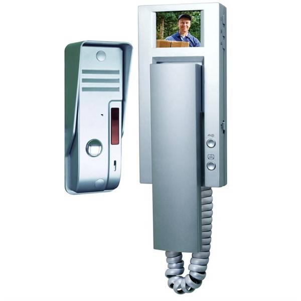 Dverný videotelefón Smartwares s ovládáním dveří
