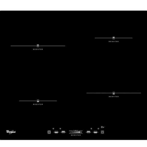 Indukční varná deska Whirlpool ACM 836/BA černá