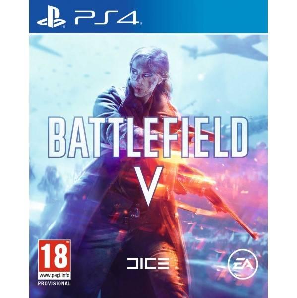 Hra EA PlayStation 4 Battlefield V (EAP404081) (poškozený obal 3000002184)
