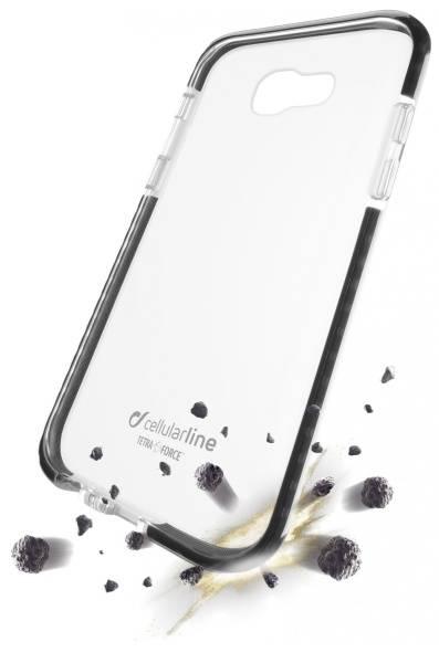Kryt na mobil CellularLine pro Samsung Galaxy A5 (2017) (TETRACGALA517T)  čierny ... 6842bbfbc38