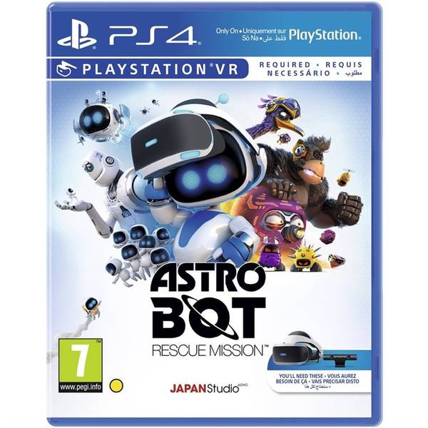 Hra Sony PlayStation VR Astro Bot Rescue Mission (PS719761716)