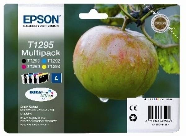 Inkoustová náplň Epson T1295 CMYK (C13T12954012)