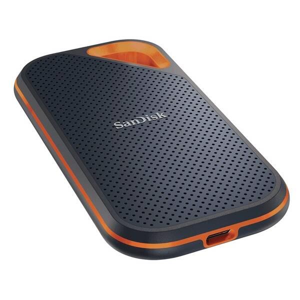 SSD externí Sandisk Extreme Pro Portable 1TB (SDSSDE80-1T00-G25) černý