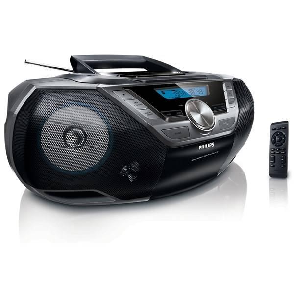 Rádioprijímač s CD Philips AZ780 (AZ780/12) čierny