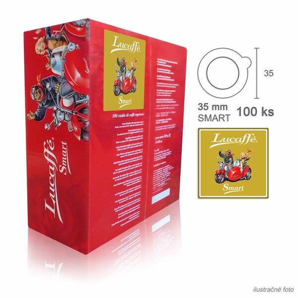 E.S.E. Pody Lucaffé SMART PODS NOCCIOLA 100ks 35mm