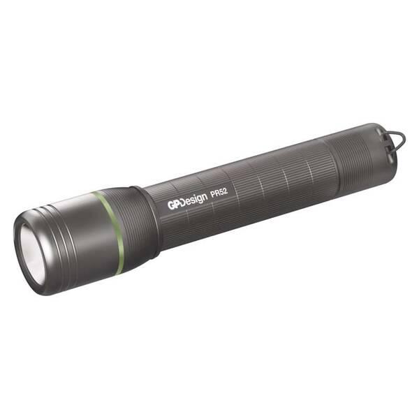 Svítilna GP PR52, 5 W CREE LED, nabíjecí (1452001100)