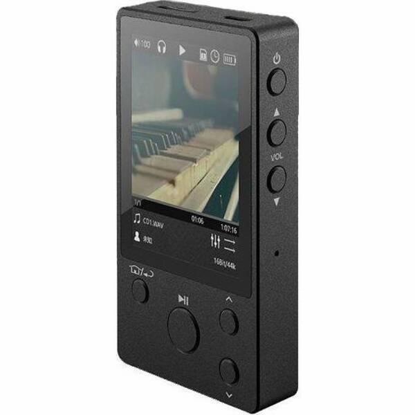 Přenosný digitální přehrávač xDuoo NANO D3 černý