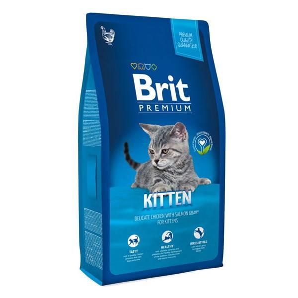 Granule Brit Premium Cat Kitten 1,5kg
