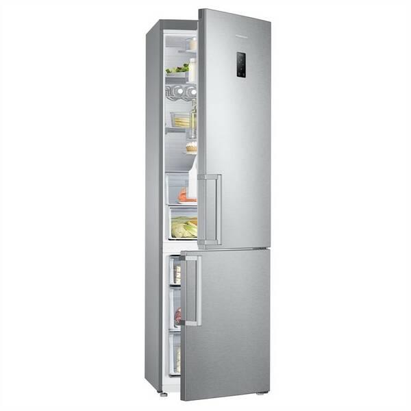 Chladnička s mrazničkou Samsung RB5000 RB37J5349SL/EF ocel