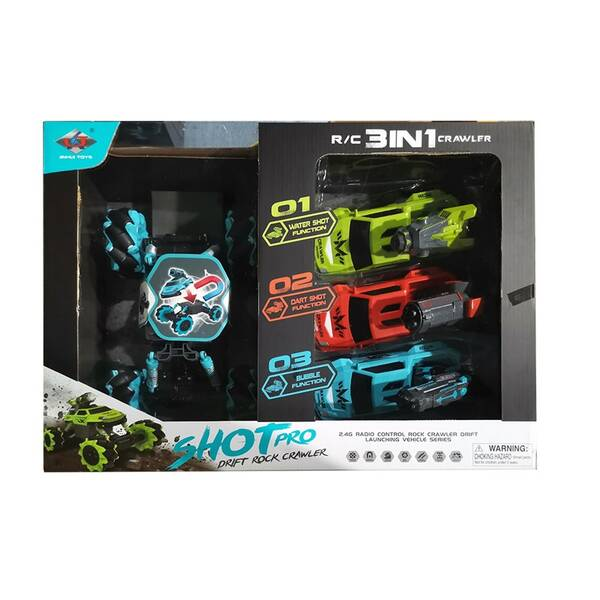 RC auto MaDe Shot Pro Drift II