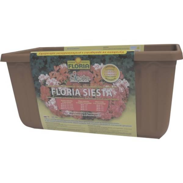 Truhlík Agro FLORIA SIESTA 40 cm - T, samozavlažovací