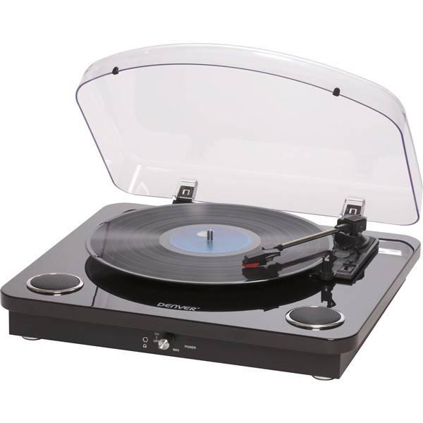 Gramofon Denver VPL-200B černý