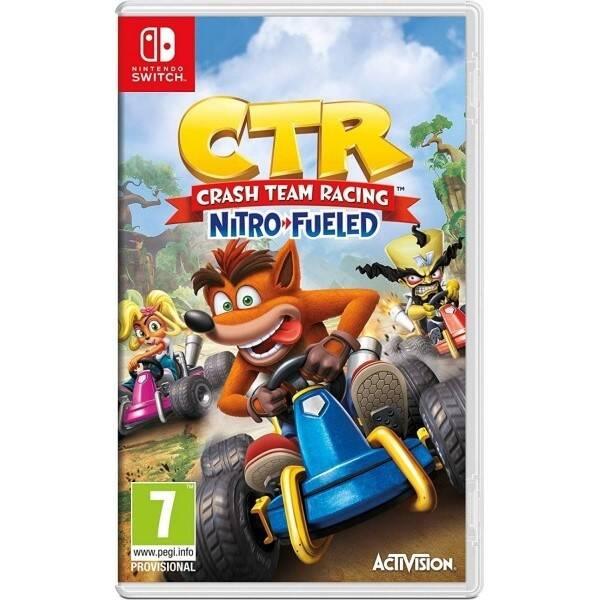 Hra Activision Nintendo SWITCH Crash Team Racing: Nitro Fueled (NSS111)