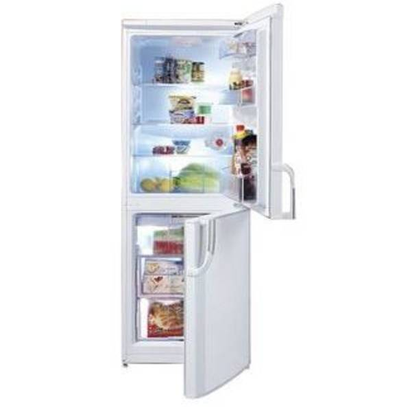 Kombinace chladničky s mrazničkou Beko CSA24022 bílá