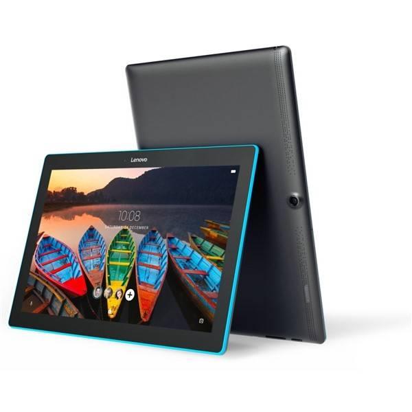 Tablet Lenovo TAB3 10 (ZA1U0015CZ) čierny/modrý